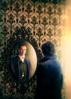 Sherlock - The Mirror by Brian-Rousette
