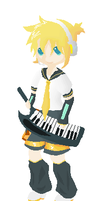 Lineless Len by Turquoise-Cherry