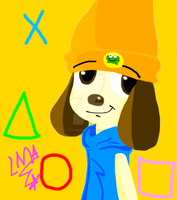 Parappa: Representing SONY! by LittleMissAly