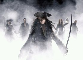Me as Jack Sparrow by AvaHtH