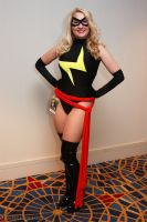 Ms. Marvel 1 by Insane-Pencil