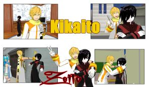 Zeito Relations: Kikaito by BloodyVocaloid