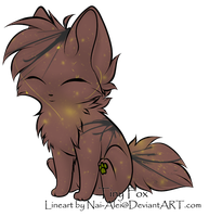 Tiny Fox Adopt #3 (Closed) by dragons011