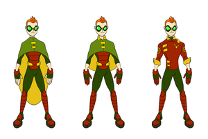 Robin Redesign Ideas by G-Tunes