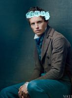 Marius and a flower crown by Fandom-Flower-Crowns