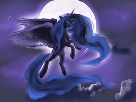 Luna by Checkmate by GSHgunner