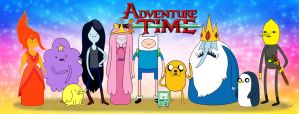 Adventure Time by MartinsGraphics