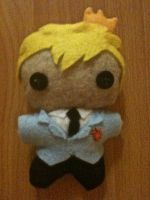 Tamaki Plushie by CheesyHipster