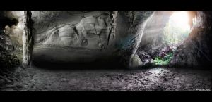 CAVE by fraggedICE