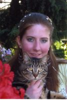 Its Me with my cat by Narnia-Rose