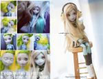 Custom Monster High Lagoonafire [+video] by AndrejA