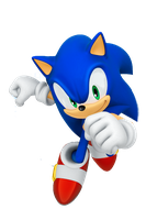 Very Rare Cool Sonic Render by sonicandshadow104