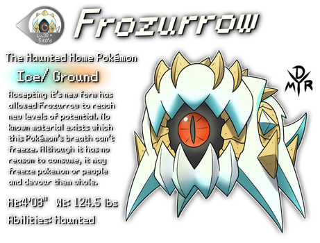 Frozurrow by BrokenHAX