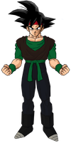 Bardock - Z-Warrior by DaresX