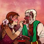 A Pandura Valentine's Day by ReaperClamp