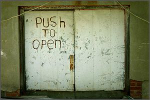 Push to Open by jezebel