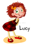 Lucy Redesign by KicsterAsh