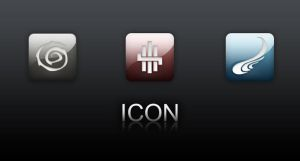 iPhone App Style Icons by Maxemilliam