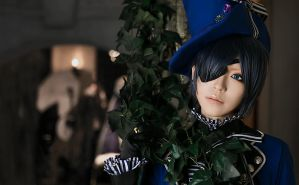 Ciel Phantomhive by umibe