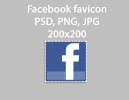 facebook favicon by will-yen