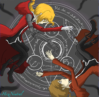 Full Metal Alchemist by HezuNeutral