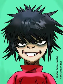 Noodle (Phase 4) by Constanza-Chan14
