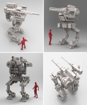 EZ 1441 sculpt version by LMorse