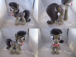 MLP Octavia Plush by Little-Broy-Peep