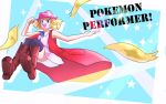 Pokemon XY Serena Performer! by JorgeMoctezuma