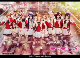 Love Live Cosplay 01 by eefai