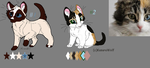 Kings and queens -Design adoptions- by Gleeful-BarnOwl