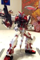 Astray Red Frame Front by HDorsettcase