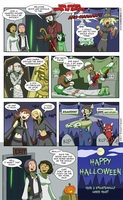 A Rune Hunters Halloween 2011 by Cokomon