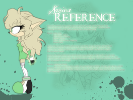 Serina Reference by Dirty-Dishes