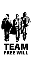 Team Free Will by Mad42Sam