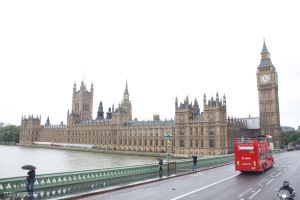 Parliament and Big Ben by TadeoMendoza