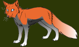 Fox for VEE141 by PintoFire