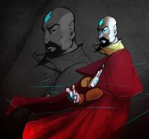Tenzin by Toxandreev