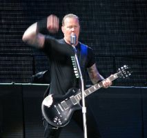James Hetfield 2 by maska13