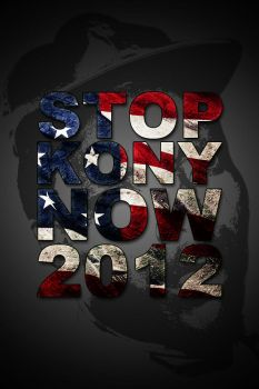 KONY 2012 iPhone Wallpaper No2 by Wybi