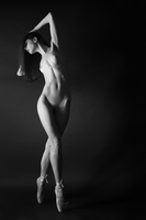 Nude Ballet 1 by LeBebeChat