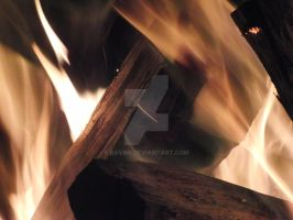 Flames of Purity by Ravimi