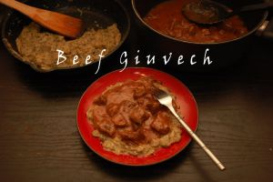 Beef Giuvech by WhatsToEast