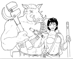 Beyond Good and Evil EXTREME by MajorKiz