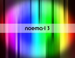 Abstract Background of Colored by noema-13