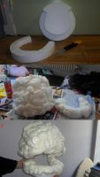 Monster Hunter Cosplay - Death Stench Armor WIP by Mick-rocks-Cosplay
