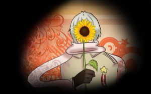 Russia ~ Sunflower by ChibiStarProductions