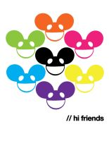 Deadmau5 and Friends by silent58