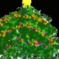 Christmas Tree by ryanproductions14