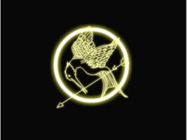 Mockingjay (Tron Style) by mewpearl